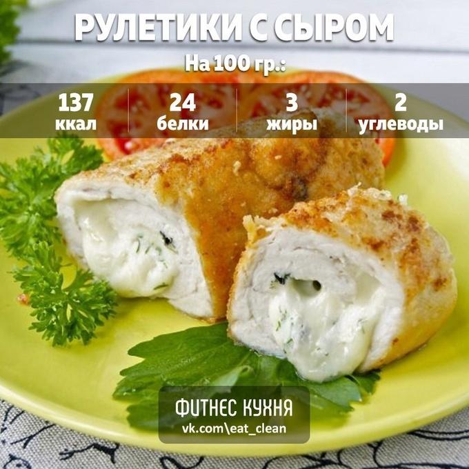 Куриные рулетики с сыром в духовке пошаговый рецепт