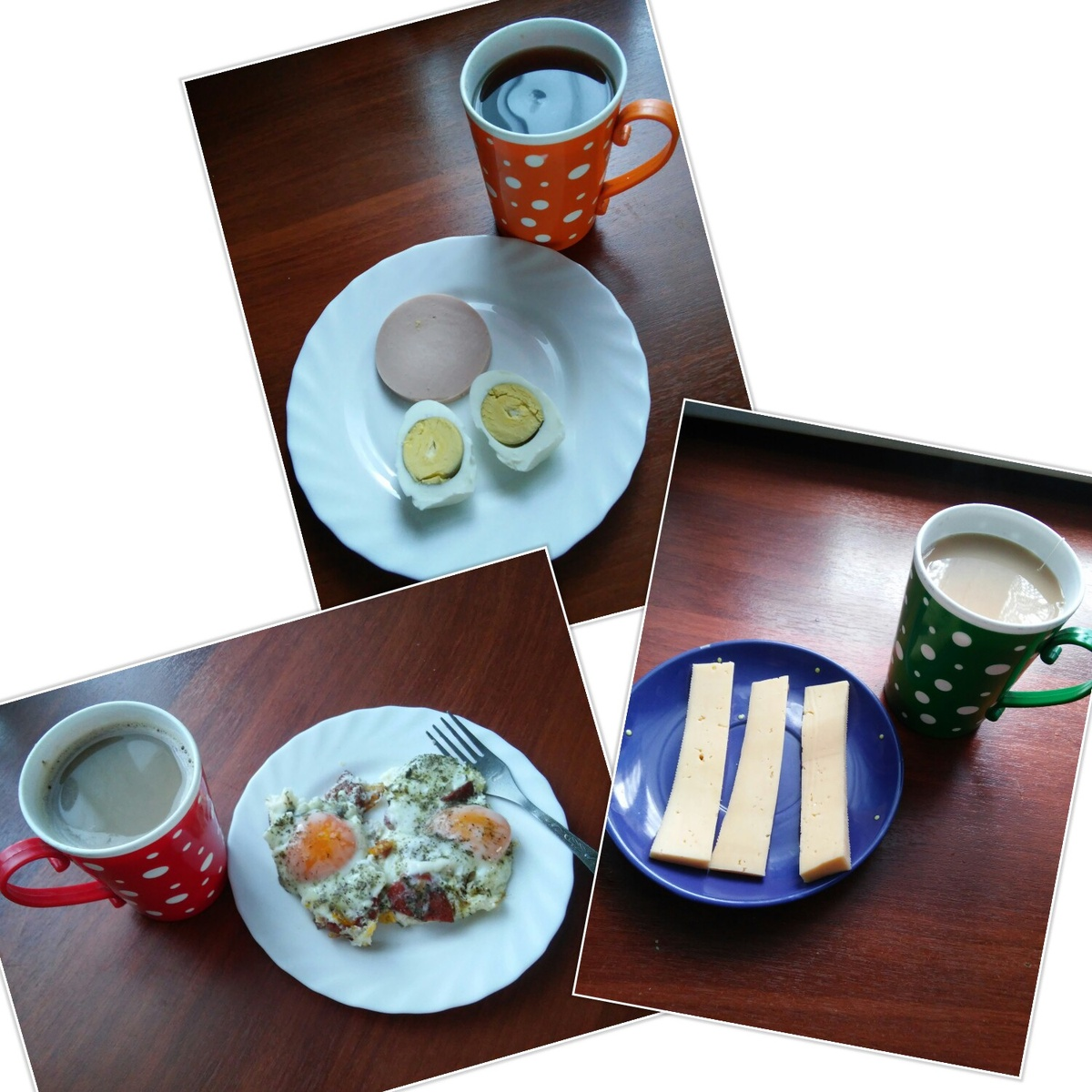 На ужин чай с молоком